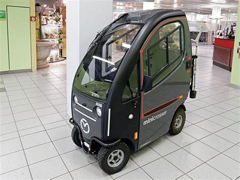 e auto gebraucht elektromobil mit kabine gebraucht technische