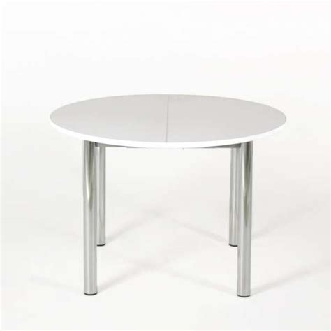 table ronde cuisine but table de cuisine ronde extensible en stratifié lustra