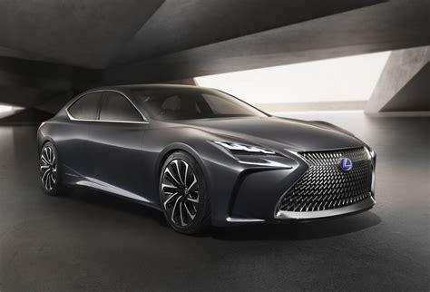 Allnew Lexus Ls Luxury Sedan Said To Arrive In Early 2017