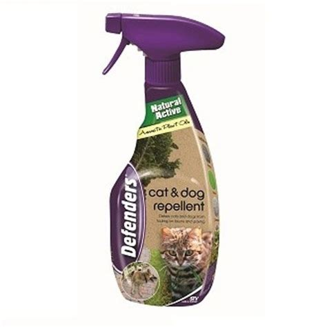 cat repellent deterrent spray get rid of cats dogs