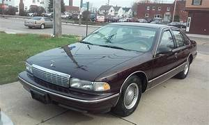 Heavy Sleeper  Supercharged 1996 Caprice Classic