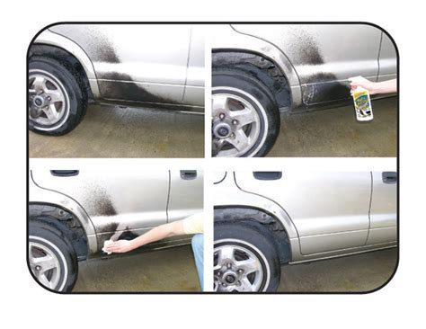 Remove Spray Paint From A Car With Krud Kutter Graffiti