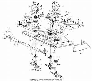 30 Cub Cadet Spindle Assembly Diagram