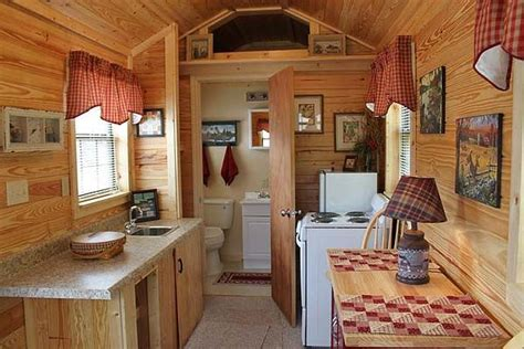 tiny house interior     pinterest bathroom layout cabin  cabin interiors
