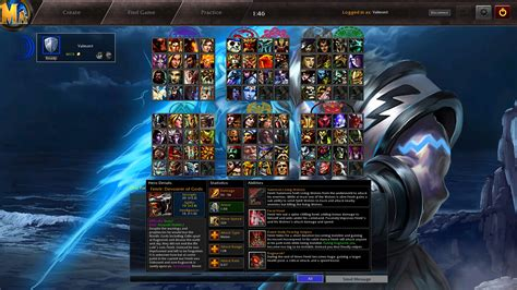 Strife Is The Moba In Development From Heroes Of Moba Allstars Legends Version 1 0 Is Live News Mod Db