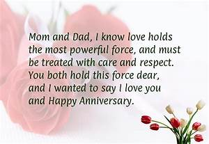 Anniversary Quotes For Mom And Dad. QuotesGram