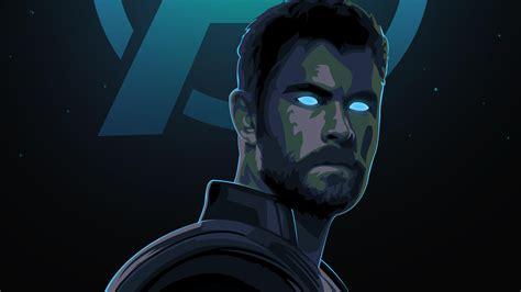 Thor Avengers Endgame 4k thor wallpapers, superheroes ...