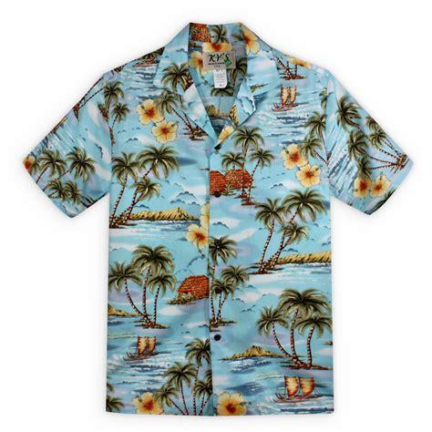 Hawaiian Shirt - Fiji