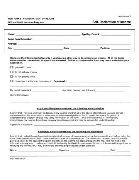 declaration letter format  address proof sample