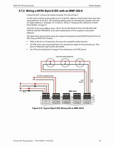 2 Wiring A Nfpa Style D Idc With An Mmf