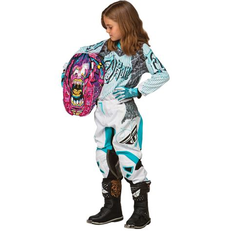 motocross gear for girls fly racing 2015 girls youth kinetic jersey race pant