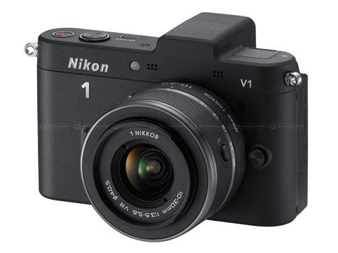 Nikon V1 by Nikon 1 V1 And J1 Mirrorless Cameras Announced Tam