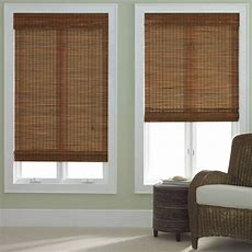 Bamboo Roman Shade  Five Colors  Free Shipping Ebay