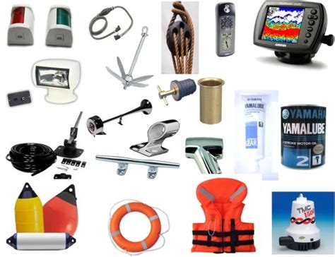 Boat Supplies List by Boat Accessories Marine Supplies Loughborough Lake Marina