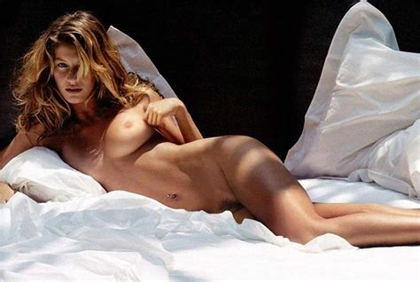 Gisele Bundchen Nude Photos Collection Scandal Planet