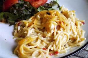Best Chicken Spaghetti Casserole Recipe