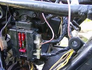 Kawasaki Mule 610 Fuse Box Location : project bike the beginning help with wiring kawasaki ~ A.2002-acura-tl-radio.info Haus und Dekorationen