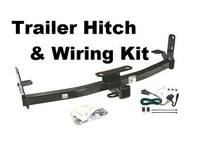 Chevrolet Chevy Equinox Trailer Tow Hitch