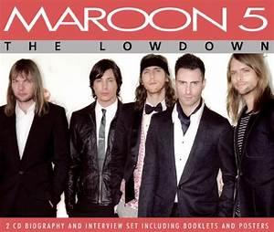 maroon 5 CD Covers