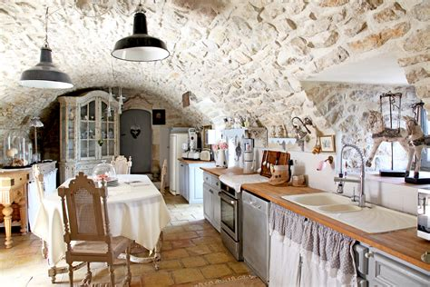 style cuisine cagne chic cuisine style rustique