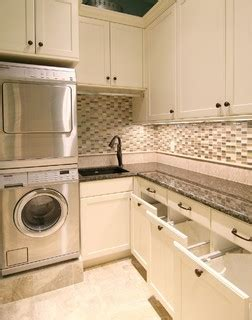 espresso kitchen cabinets heath before after traditional laundry room 6433