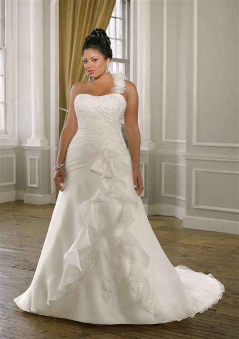 plus size wedding dresses dressedupgirl com