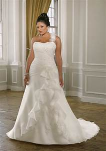 plus size wedding dresses dressed up girl With cheap plus size wedding dress