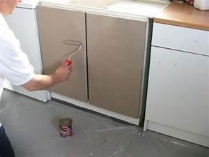 Peinture A Effet Pour Meuble : peinture meuble cuisine tous nos conseils pratiques pour votre cuisine ~ Melissatoandfro.com Idées de Décoration