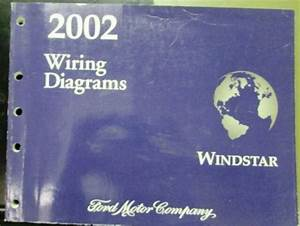 2002 Ford Dealer Electrical Wiring Diagram Service Manual