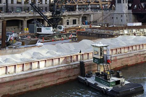 Tugboat Sheila by City Wants Riverwalk Open For Business Year Round Loop
