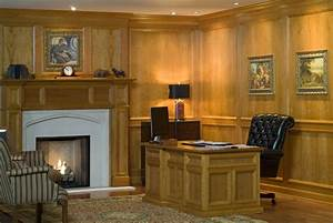 Traditional, Raised, Molding, Paneling, By, Design, The, Space