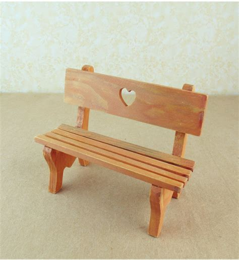 Zakka Talk Zakka Mini Wood Bench