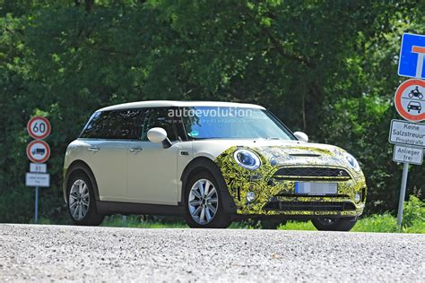 Mini 2019 Facelift by 2019 Mini Clubman Facelift For The Time
