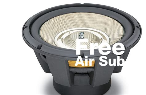 free air subwoofer best free air subwoofers review 2018 updated 99carstereo