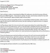 10 Sample Letter Of Recommendation For Management Or A Business Degree How To Get Letters Of Recommendation Graduate School Letter Of Recommendation For Graduate School Hoffman Tiffany Wood 39 S Sample College Recommendation Letter 14 Free Documents In Word PDF
