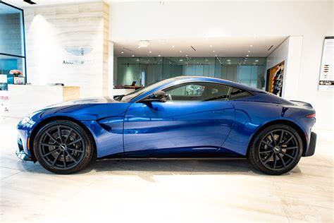 2019 Aston Martin Vantage For Sale by 2019 Aston Martin Vantage Stock 9nn01614 For Sale Near