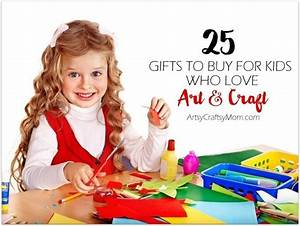top 25 gifts for who and craft artsy