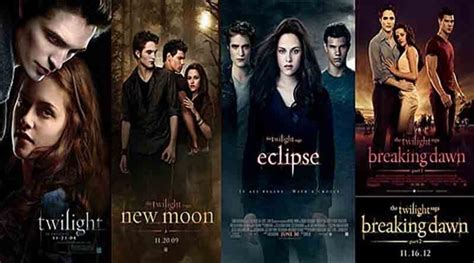 What are the names of the Twilight movies? Quora