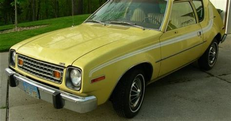 remember this car no what an ugly color amc