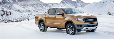Listing The 2019 Ford Ranger Trim Levels And Package Features