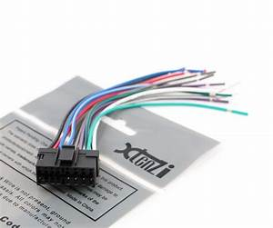 Xtenzi Radio Wire Harness For Sony Xav