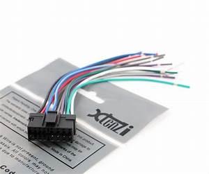 Xtenzi Radio Wire Harness For Sony Xav