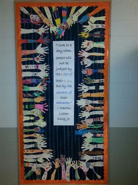 diversity bulletin board  art     day