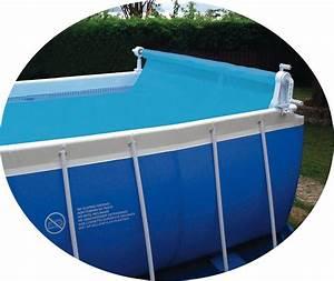 Enrouleur Bache A Bulle Piscine Hors Sol : enrouleur bache piscine hors sol ~ Nature-et-papiers.com Idées de Décoration