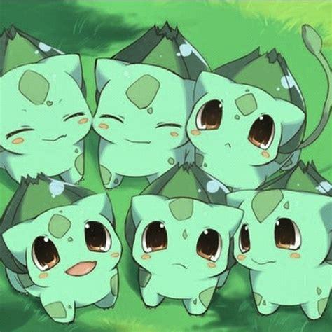 Cute Pokemon Starters
