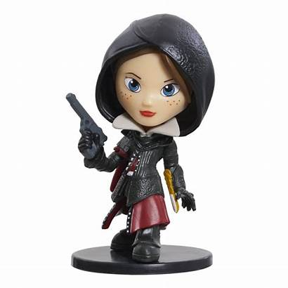 Creed Stylized Evie Ubisoft Assassin Collectible