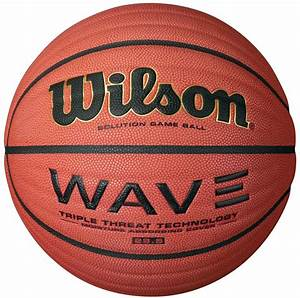 Wilson WTB0601 Wave Basketball, WOMEN'S & YOUTH, 28.5""