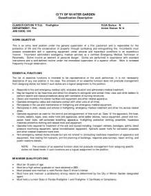 Emt Resume Template Marshal Objective For Resume Resume Template Exle