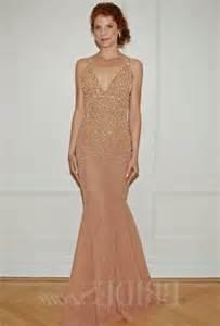 Rose Gold Wedding Bridesmaid Dresses