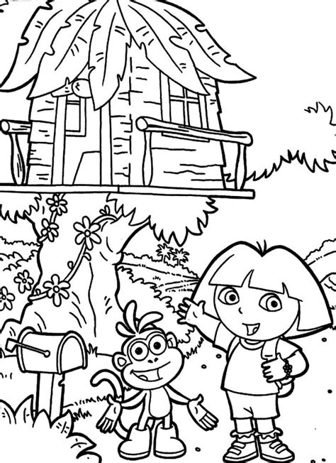 magic tree house coloring pages    print